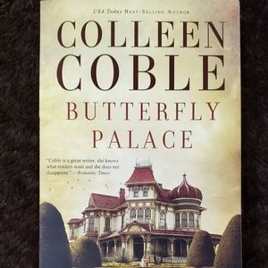 Book: Butterfly Palace 🦋